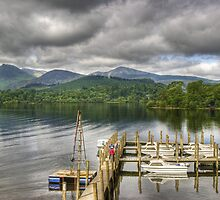 Keswick Jetties by VoluntaryRanger