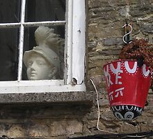 Face at the Window by pix-elation