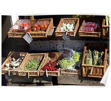 Fresh Fruit & Veg. Poster