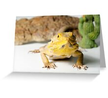 Hey you! Greeting Card
