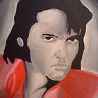 Elvis Presley King of Rock and Roll by Michael78
