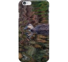Duck Kaleidoscope iPhone Case/Skin