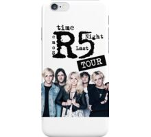 R5 SOMETIME LAST NIGHT TOUR DESIGN iPhone Case/Skin
