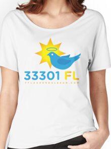 33301 FL Women's Relaxed Fit T-Shirt