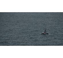 Solitude - San Francisco Coast Photographic Print