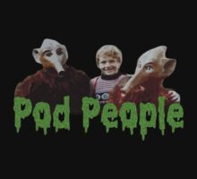 The Pod People Kids Clothes