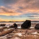 Dawn at Umina by Jason Ruth