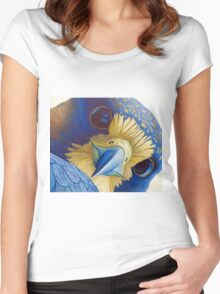 Heaven and Earth Women's Fitted Scoop T-Shirt