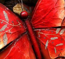 Butterflies in Steel.... by Scott Howard