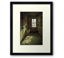 Decade Of Decay Framed Print
