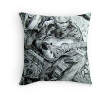 Serenade Me Throw Pillow