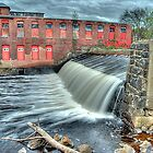 Mill Waterfall by SPPhotography