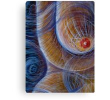Circular Breast Canvas Print