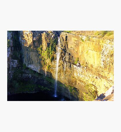 South Africa Waterfall Photographic Print
