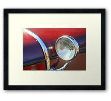 """""""Cowl Light"""" Framed Print"""