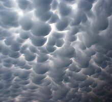 Ominous Clouds by Lisa Bianchi