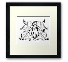 Fairy Duties Framed Print