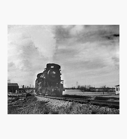 Another Iron Horse Photographic Print