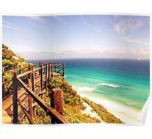 Ocean lookout Poster