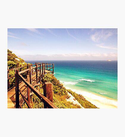Ocean lookout Photographic Print