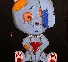 Love Hurts by Cat-Von-Art