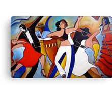 Caliente 10 Canvas Print