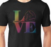 Vinyl Love 45 Unisex T-Shirt