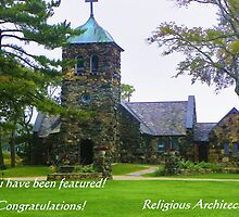 Religious Architecture Banner Entry by quiltmaker
