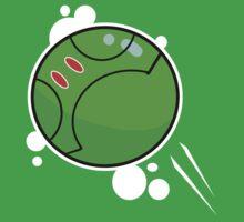 Green Haro by Goldarcanine