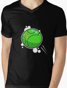 Green Haro Mens V-Neck T-Shirt