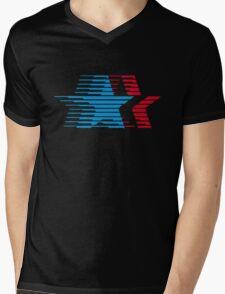 LA84 LOS ANGELES OLYMPICS Mens V-Neck T-Shirt