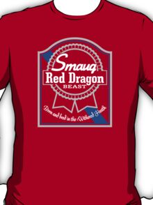 Smaug Red Dragon T-Shirt