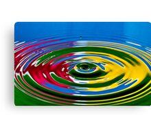 Primary Color  Canvas Print