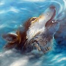 Spirit of the Wolf by Brian Commerford