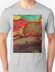 Emperor's Sun Unisex T-Shirt