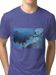 winter forest - frost serie Tri-blend T-Shirt