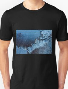 winter forest - frost serie Unisex T-Shirt