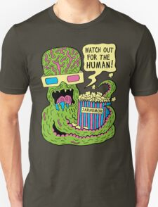 Alien Monster Movie T-Shirt