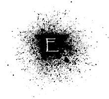 E splatter by Rjcham
