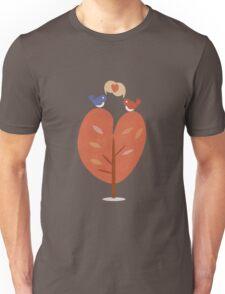 SweetyBirds - Love Birds Unisex T-Shirt