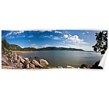 Horseshoe Bay Magnetic Island Poster