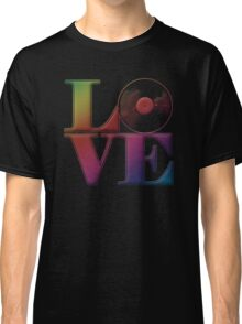 Vinyl Love Classic T-Shirt