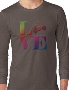 Vinyl Love Long Sleeve T-Shirt