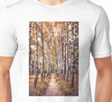 Out Of The Forest And Into The Trees Unisex T-Shirt