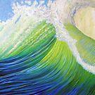 Inner Ocean - Exhaltation by Brian Commerford