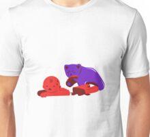 Gummy Bear Dinner Unisex T-Shirt