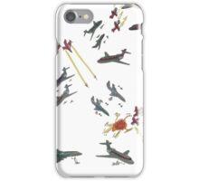 Super Jet Battle iPhone Case/Skin