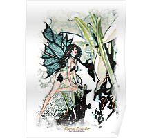 'Snowdrop Fairy' Poster