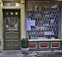 Doors-small business by Tom Davidson
