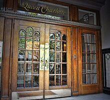 Doors- Queen Charlotte by Tom Davidson